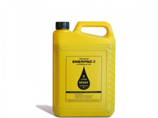 HF-Serie, Enerpac-Hydrauliköl