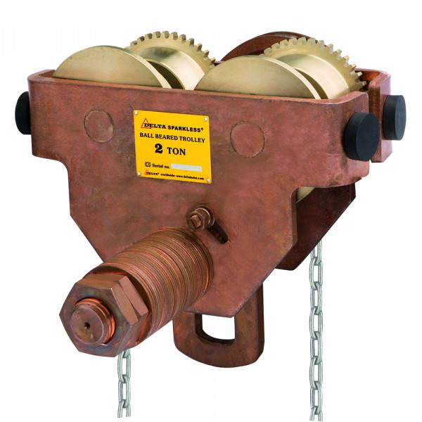 SIDRA funkenarmes Haspelfahrwerk - 500 bis 5.000 kg