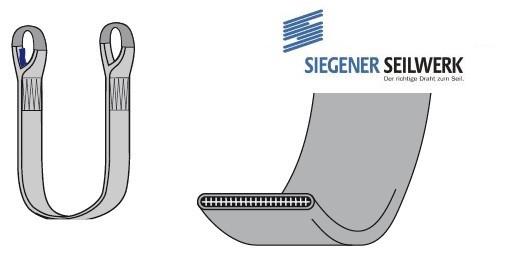 SecuLine Hebebänder mit 2-seitiger PU-Sprühbeschichtung P2