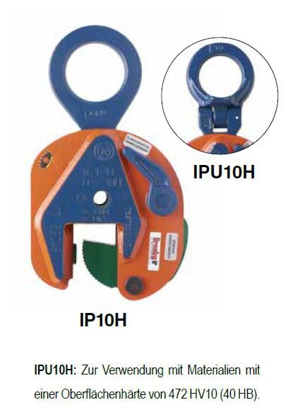 IPU10H / IP10H - Hebeklemme