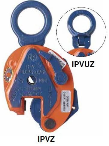 IPVUZ / IPVZ - Hebeklemme