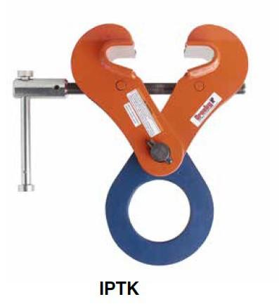 IPTK / IPTKW - Hebeklemme