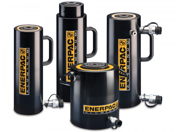 RAC-Serie Enerpac-Leichtgewicht-Aluminiumzylinder