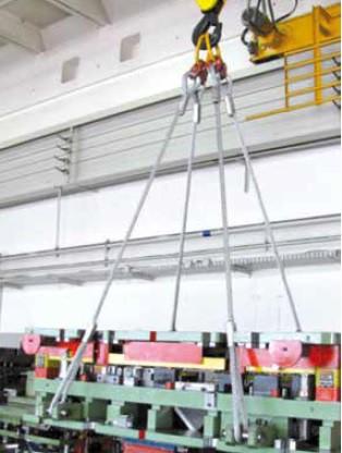SIDRAflex Kabelschlagseile 1960 N / mm² - Fasereinlage / Stahleinlage