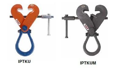 IPTKU / IPTKUD / IPTKUM - Hebeklemme