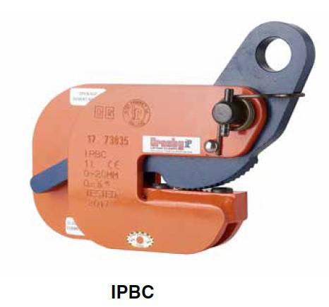 IPBC - Hebeklemme