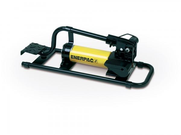 P-Serie, Enerpac-Leichtgewicht Hydraulik-Fusspumpe